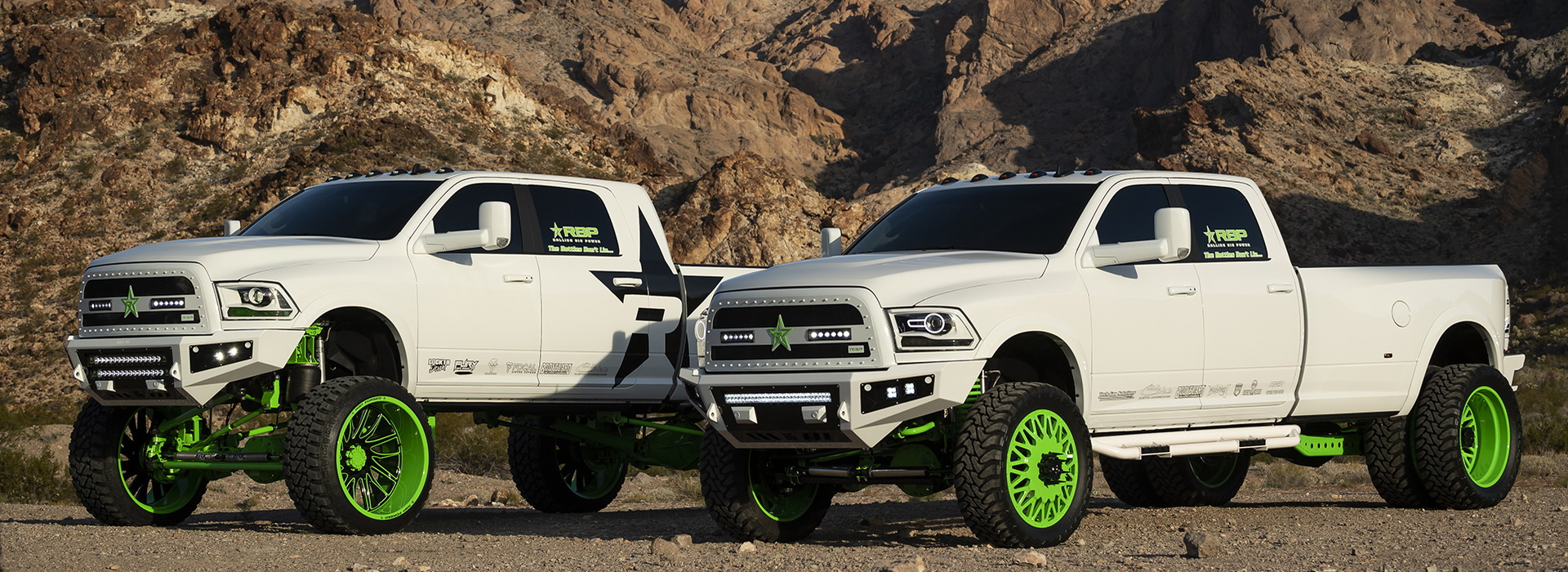 Rolling Big Power Dually Wheel 11rf Tycoon