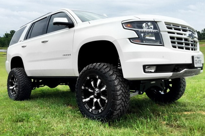 Chevrolet Tahoe with RBP Wheel 94R