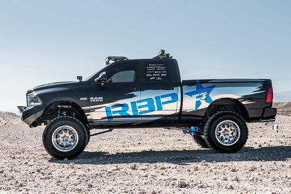 RAM 1500 with RBP Wheel 27RF