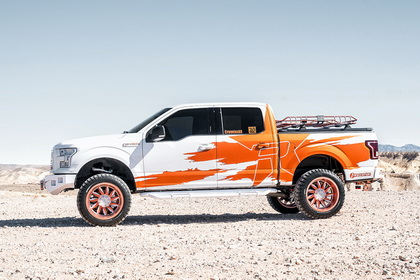 Ford F-150 with RBP Wheel 74R