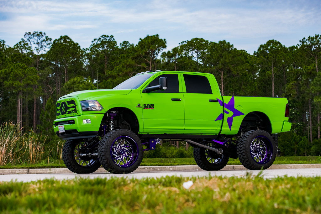 Rbp Rolling Big Power A World Class Leader In The Custom Off Road Truck Market